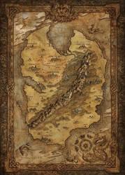 Arkon Map by FrancescaBaerald