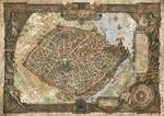 King's Landing Map - Game of Thrones