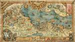 Project Octopath Traveler - teaser trailer map