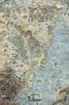 Official L5R Map of Rokugan
