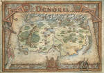 Map of Denoril