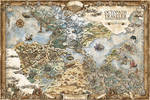 Octopath Traveler Map