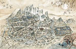 Legend of the Five Rings RPG Village Map