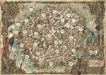 Map of Bastone - Oathsworn