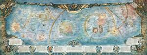 Warhammer Sabbat Worlds Crusade Map