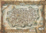 Map of Lucca - The Witcher Experience