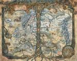 Map of Midgard