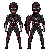 Dark Legacy: Soldier Riot. by Comicboy02