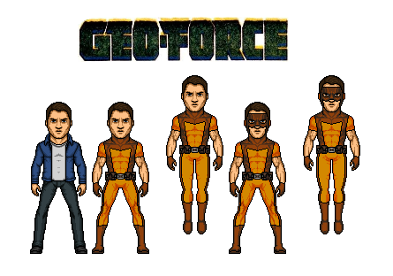 CMDU: Geo-Force. by Comicboy02
