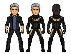 CMDU: The Whizzer. by Comicboy02