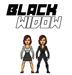 CMDU: Black Widow. by Comicboy02