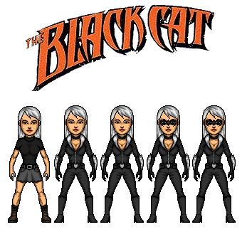 CMDU: Black Cat. by Comicboy02