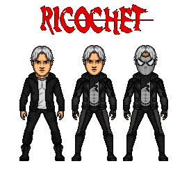 CMDU: Ricochet. by Comicboy02