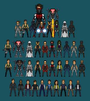 Alternate Earth New Avengers