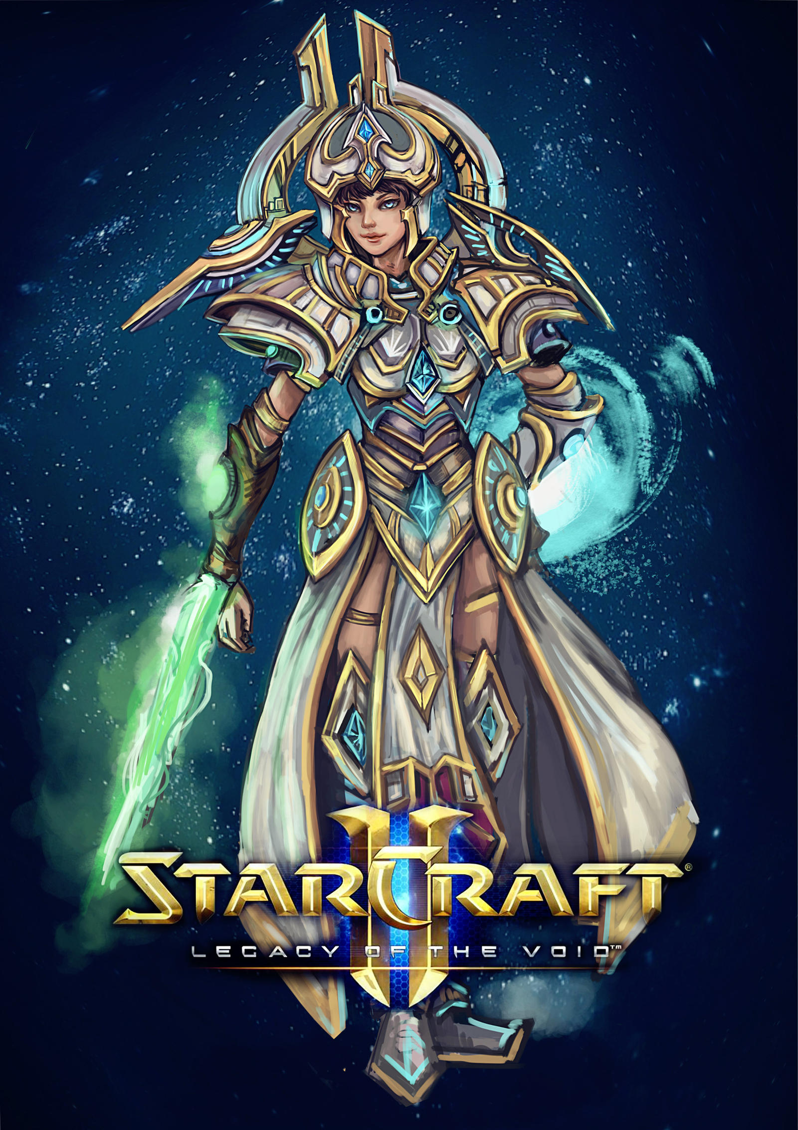 starcraft artanis by ayoyundizzy on deviantart