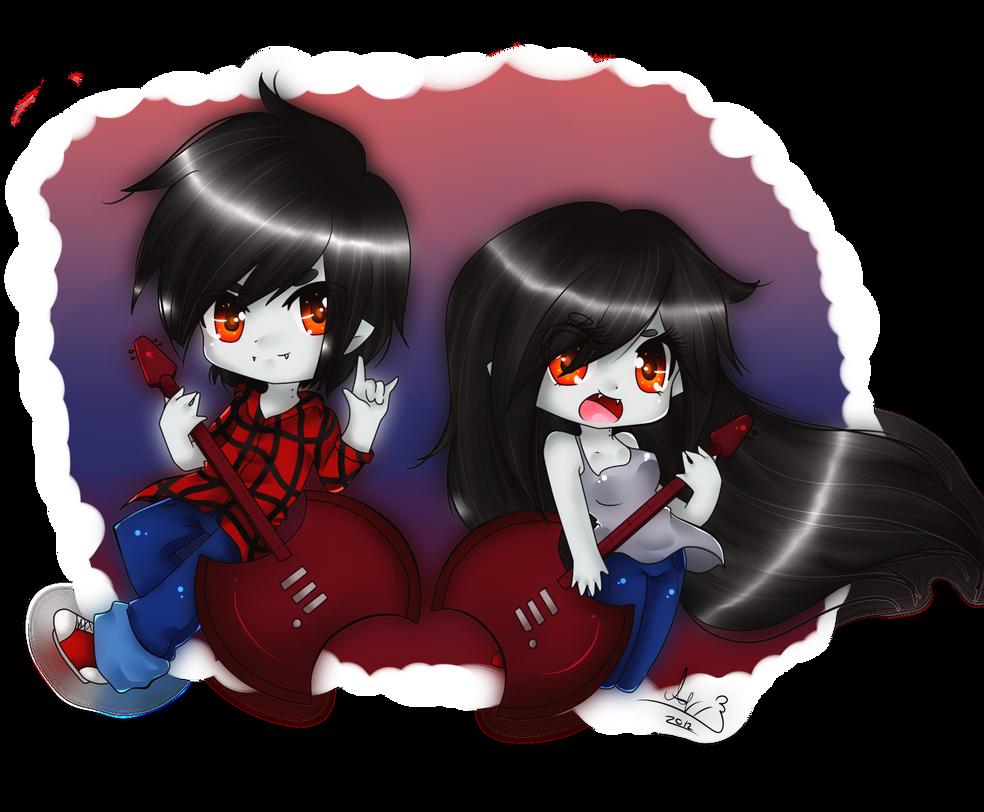 I'ts Vampire's time! by Anini-Chu
