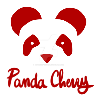 Panda Cherry by archinolifenotime