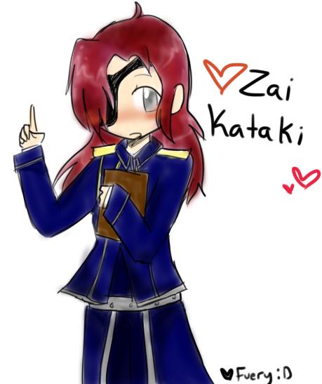 ZaiZai :D by MasterSergeantFuery