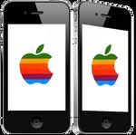Retro Apple for iPhone