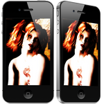 Bad Girl for iPhone