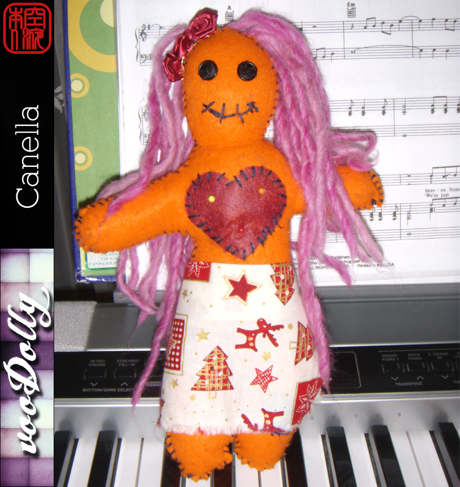 vooDolly Cannella