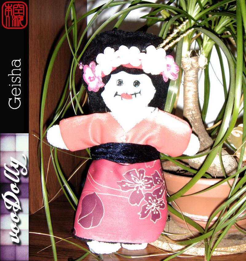 vooDolly Geisha