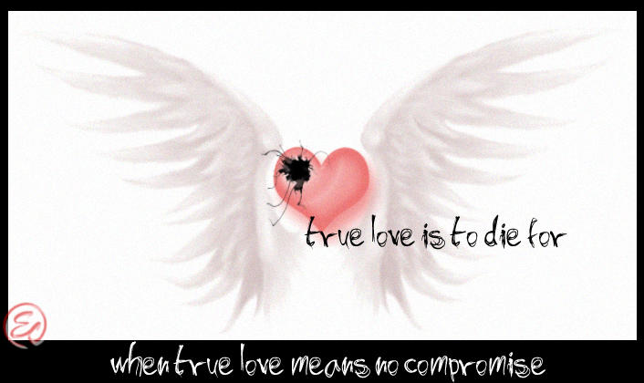 True love is to die for by etheerea