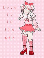 [ Custom Comm. ] Love is in the Air