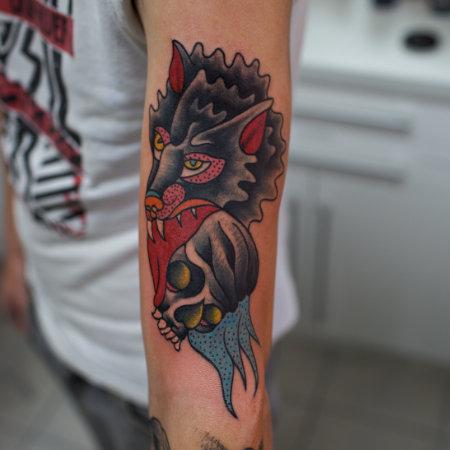 New Tattoo 3 by DevilJack28