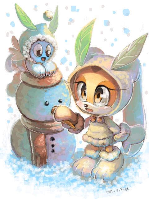 Winter by Hanybe