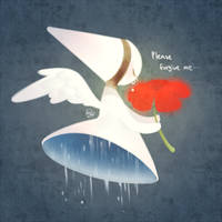 Forgive me by Hanybe
