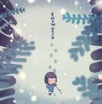 Snowdin by Hanybe