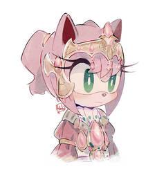 Nanamo costume Amy by Hanybe