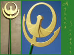 SAINT SEIYA - Athena sceptre