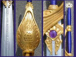 X1999 - Kamui Shinken, details by AridelaAriadne