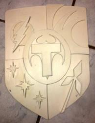 WIP Titans Toghether - emblem by AridelaAriadne