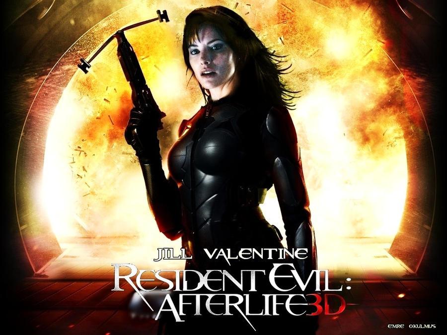 Resident evil afterlife jill by brandonmilla on deviantart - Resident evil afterlife wallpaper ...