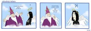Heavenly News- Deathly Hallows