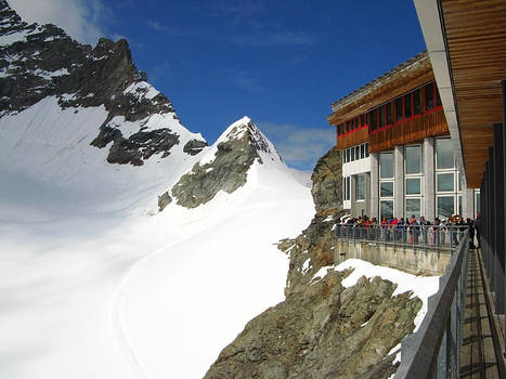 Switzerland - Top of Europe