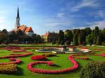 Austria - Garden of My Dreams by AgiVega