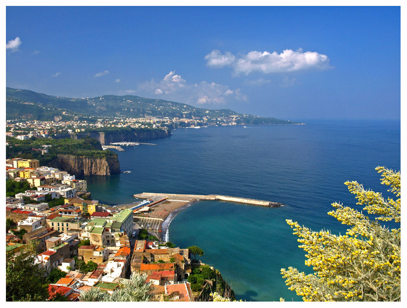 Sorrento Italy Pictures Italy Sorrento Peninsula by