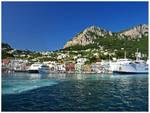 Italy - Arriving at Capri