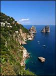 Capri - From Augustus Garden