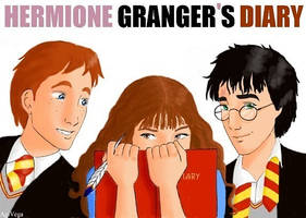 Hermione Granger's diary by AgiVega