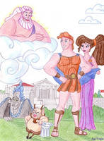 Hercules and Co. by AgiVega