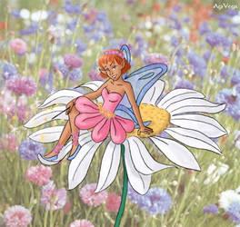 Do I look like a proper fairy? by AgiVega
