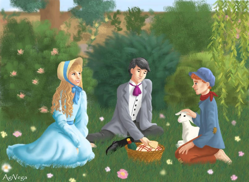 My Secret Garden Fanfiction Garden Ftempo