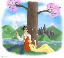 Spring magic by AgiVega