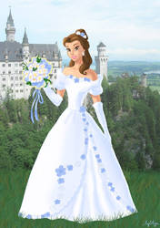 Belle the bride - update by AgiVega