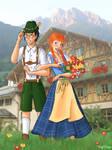 Honeymoon in Tyrol